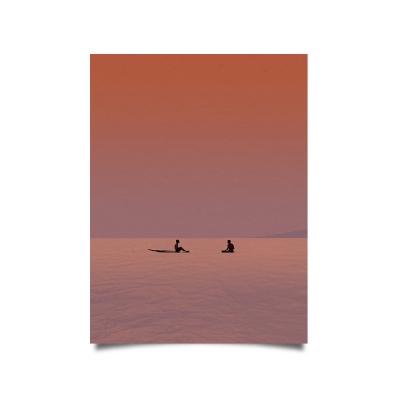 Fromsky A3 포스터 (Our Evening Sea)