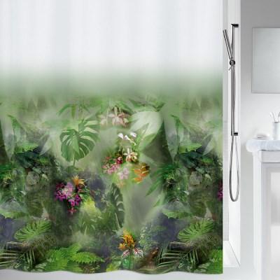 스위스 스피렐라 정글 샤워커튼