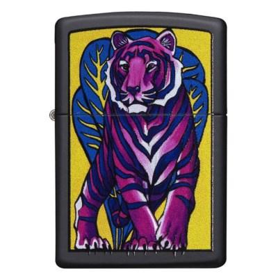 주문폭주 특별할인 名品 [ZIPPO] 29714 Tattoo Tiger_(1311482)