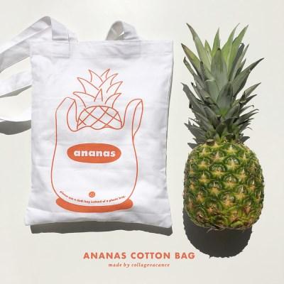 Ananas Cotton Bag