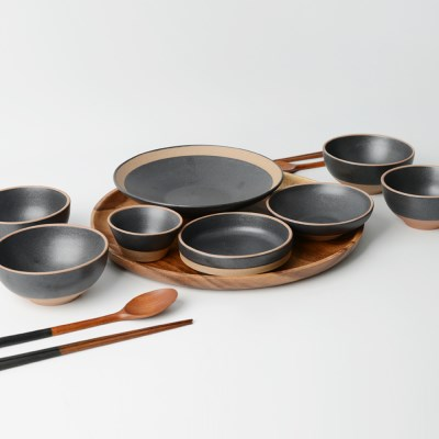 한국도자기그릇 담다수 식기 모음