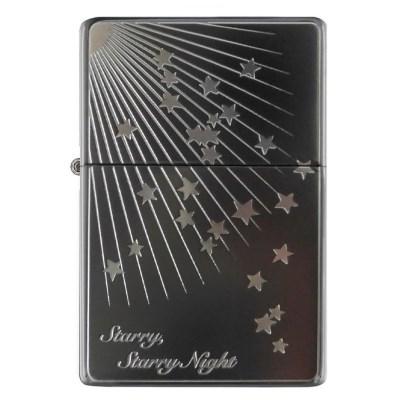 주문폭주 특별할인 名品 [ZIPPO] STARRY NIGHT BKN_(1312044)