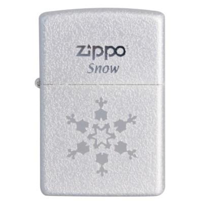 주문폭주 특별할인 名品 [ZIPPO]SNOW FLOWER 2_(1312041)