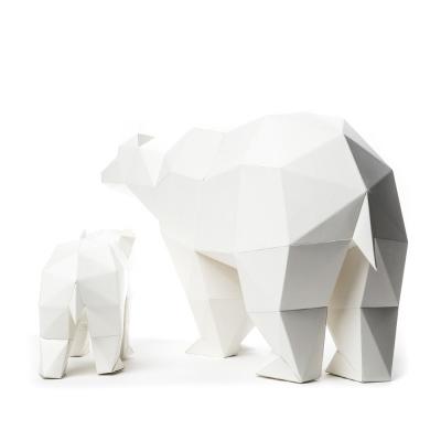 [페이퍼오브제] 북극곰