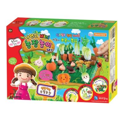 [천사점토] 나만의 mini농장 놀이 세트