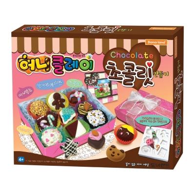 [허니클레이] 초콜릿 만들기
