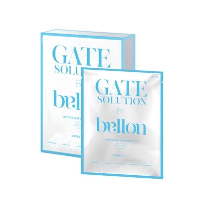 게이트 크림 솔루션 마스크 1box (5개입)