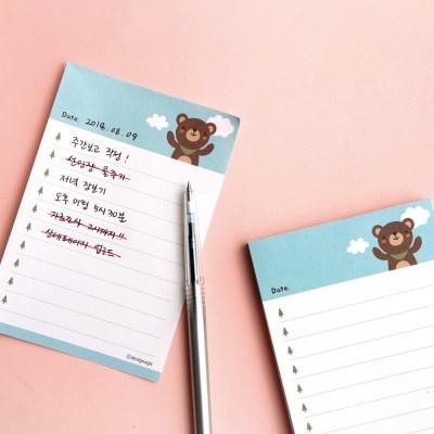 [기성]모조 메모지To do List