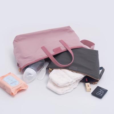 [율그란] 기저귀가방 토트백 + 미니백 2 SET(라라에코백증정)