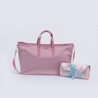 [율그란] 기저귀가방 토트백 + 기저귀매트 2 SET(라라에코백증정)