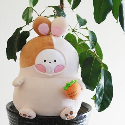 모찌찌인형 토피 토끼크림 (중)