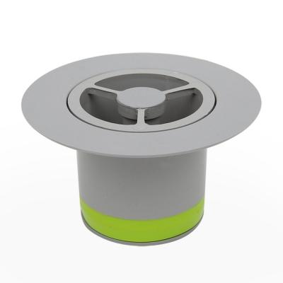 도원드레인 하수구냄새차단트랩 ABS 지름65mm