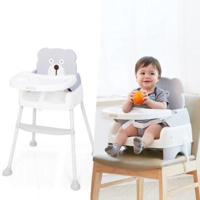 아이팜 포터블 유아 식탁의자 부스터의자 하이체어 아기식탁의자