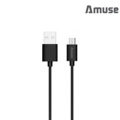 [C타입 젠더증정] 어뮤즈 퀵차지3.0 5핀 USB 고속 케이블 NCB-03
