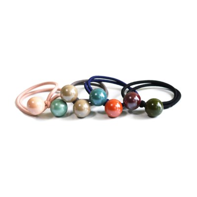 candy ball hairtie (4colors)