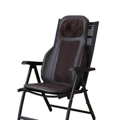 [메디니스]의자형안마기 등쿠션마사지기 타이거MQ-700NEW+의자포함
