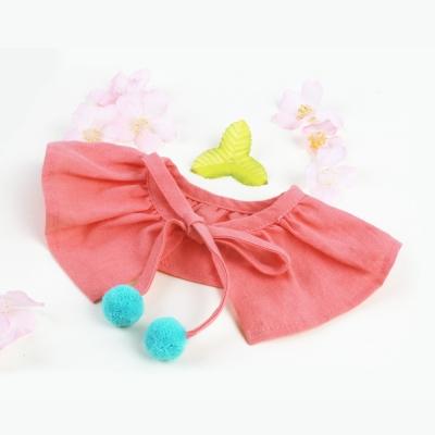 핑크 체리 봉봉 케이프
