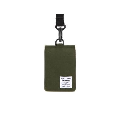 FENNEC C&S CARD POCKET - KHAKI