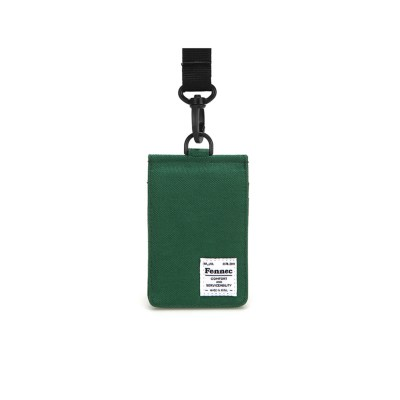 FENNEC C&S CARD POCKET - GREEN