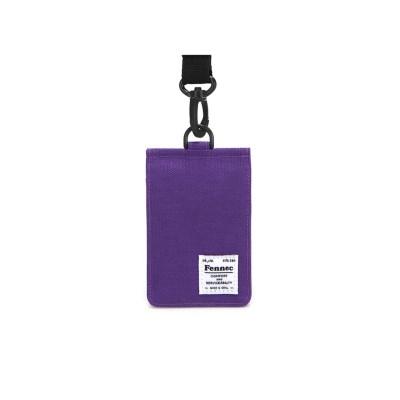 FENNEC C&S CARD POCKET - PURPLE