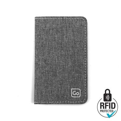 [Go Travel] RFID 2포켓 카드 지갑(687)