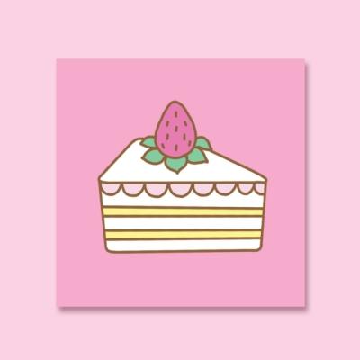 [LEEGONG] 엽서 - CAKE