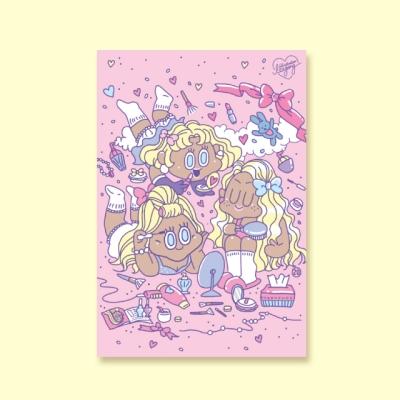 [LEEGONG] 엽서 - GIRL 2