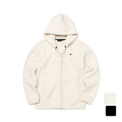 Fleece Hood Zip-Up (U18DTJK31)_(887568)