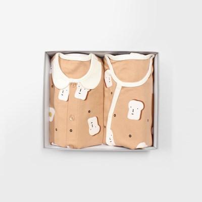 [메르베] 브런치베베 아기 돌선물세트(내의+수면조끼)__(1105704)
