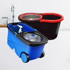 통돌이B / 소용돌이 회전 물걸레 청소기