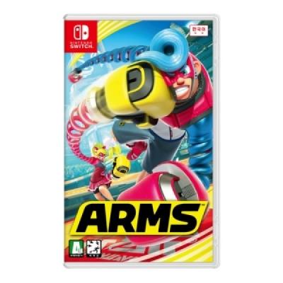 [스위치] 암즈 (ARMS)