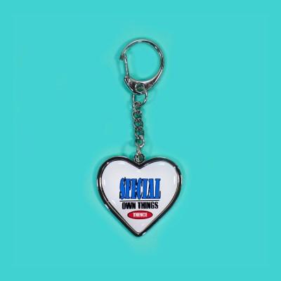 HEART STEEL KEY HOLDER_SPECIAL