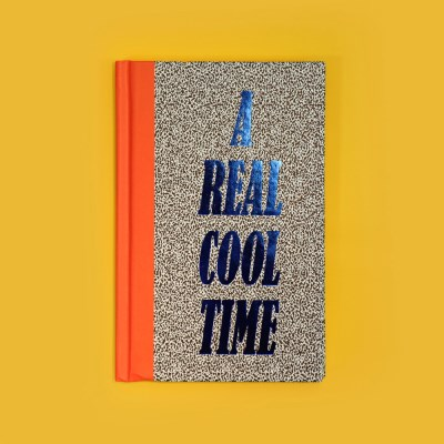HARD COVER NOTE_COOL TIME