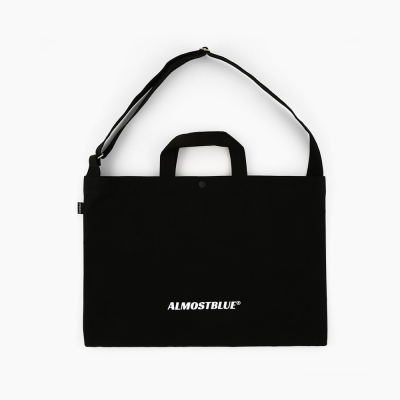 [텐바이텐 단독] ALMOSTBLUE LOGO 2WAY CROSS BAG