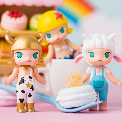 [팝마트코리아 정품 판매처] 몰리-별자리 시리즈_랜덤