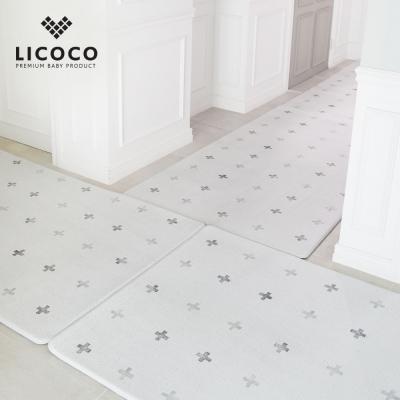 [리코코] 1+1 복도형 이모션 PVC 매트- 200x110x1.5cm /_(933438)
