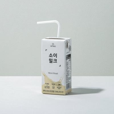 국산콩 무첨가 두유 소이밀크 190mlx16팩