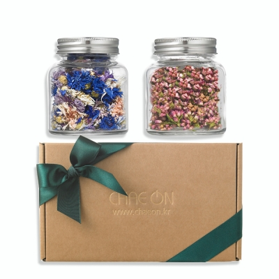 채온 티톡스 꽃차 선물세트