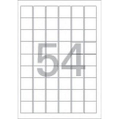분류표기용 라벨(LS-3110/100매/54칸/폼텍)_(13303874)