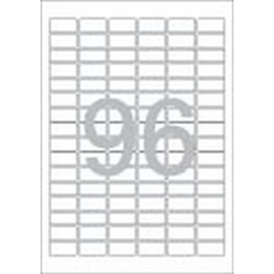 분류표기용 라벨(LS-3622/100매/96칸/폼텍)_(13303876)