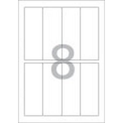 화일인덱스용 라벨(LS-3627/100매/8칸/폼텍)_(13303884)