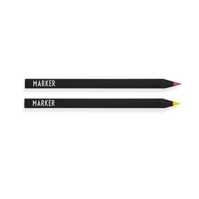 [디자인레터스]색연필 2개세트_(840392)