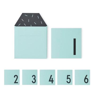 [디자인레터스]생일 카드(숫자1~6포함)_(840380)