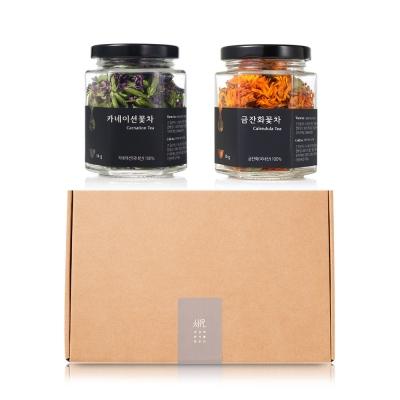 채온 귀족 꽃차 선물세트