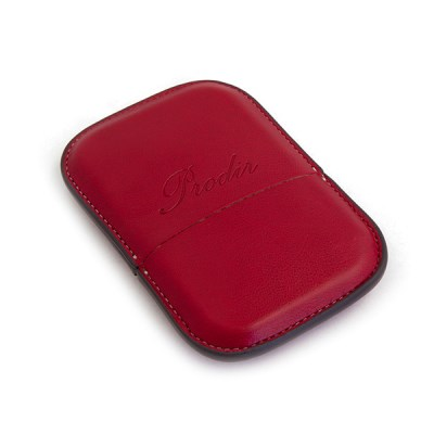 프로디아  통가죽 카드 명함지갑 TONG 통 국내산, 유니크 디자인,