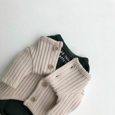 Maple knit cardigan (Oatmeal)