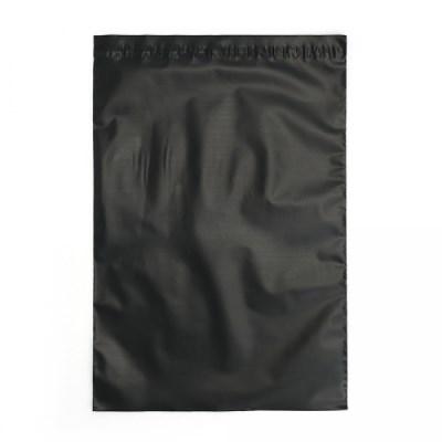 실속형 블랙 소 택배봉투 100매(1세트)