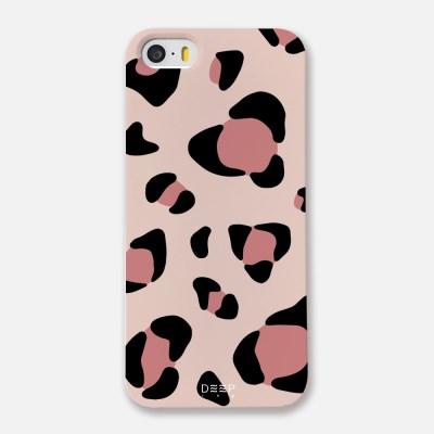 호피케이스 - pink