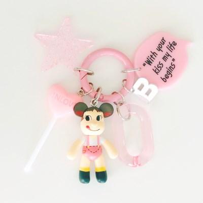 페코짱 Bag Charm (mini)