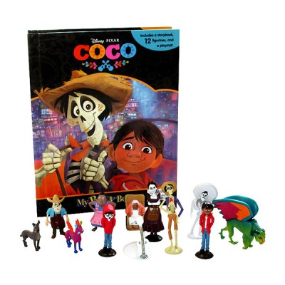 Disney / Pixar Coco : My Busy Books 피규어북